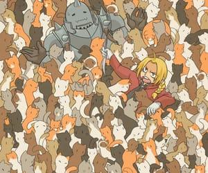 fullmetal alchemist, fma, and anime wallpaper image