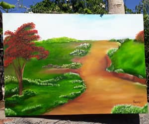 flores, natureza, and floresta image