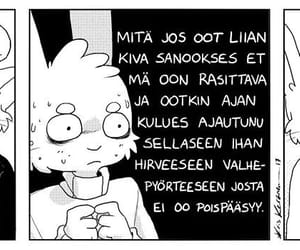 ahistunu pupu, suomi meme, and hölmö image