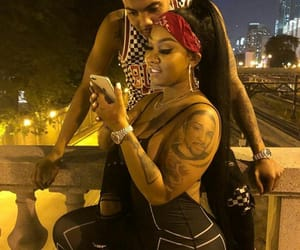 couple and g herbo image