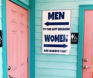 feminism, girls, and funny image