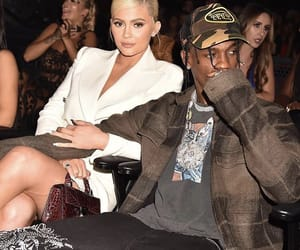 couple, kylie jenner, and travis scott image