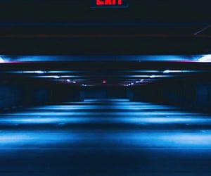 exit, tumblr, and alternative image