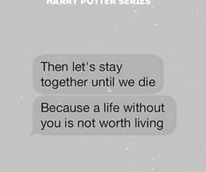 edit, harry potter, and poster image