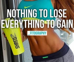 fit, motivation, and nike image