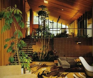 70s, decor, and home image