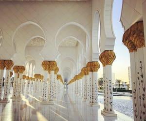 abu dhabi, Dubai, and islam image