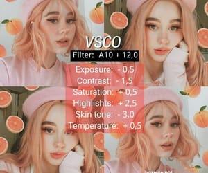 orange, photography, and vsco cam image
