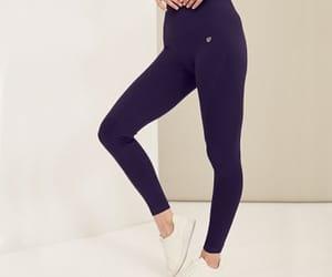 black leggings, yoga leggings, and women leggings image