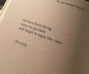 death, poetry, and view image