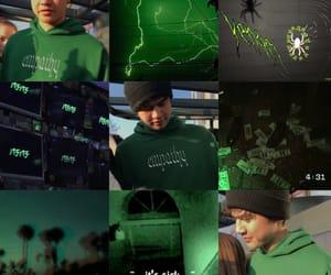 rp, calumhood, and greentheme image