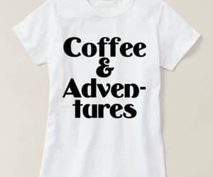 adventures, coffee, and etsy image