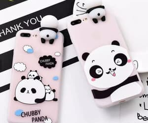 cases, panda, and iphone cases image