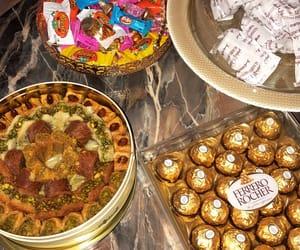 chocolate, eid, and ferrero rocher image
