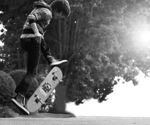 boy, skate, and awesome image