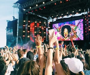 concert, mtv, and redfoo image