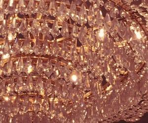 chandelier and diamond image