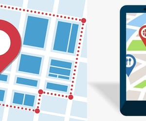 geofencing advertising, geo advertising, and geofencing mobile process image