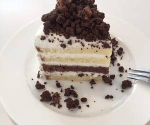 cake, oreo, and sweet image