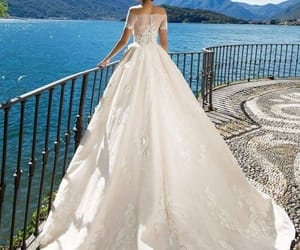 collection, dress, and weeding dress image
