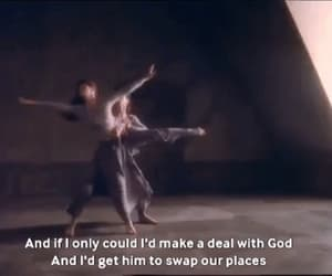 gif, kate bush, and running up that hill image