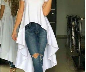 estilo, mujer, and ropa image