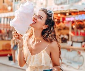 candy, portrait, and algodon de azucar image