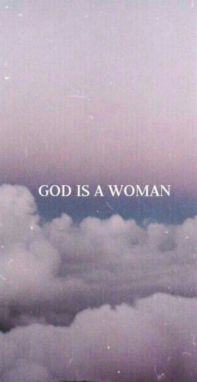 You Ll Believe God Is A Woman On We Heart It