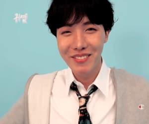 gif, kim namjoon, and jung hoseok image