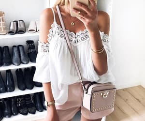 bags, beauty, and clothes image