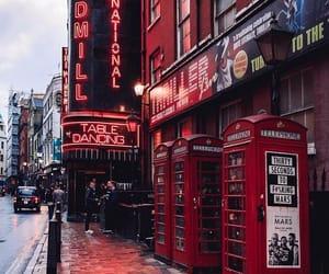 beautiful, british, and city image