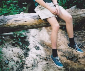 nature, vintage, and boy image