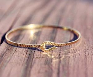beautiful, style, and bracelet image