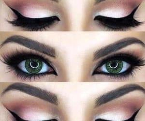makeup, akwa, and wellnails image