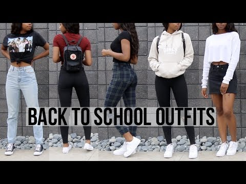 Back To School Outfit Ideas 2018 2019 On We Heart It