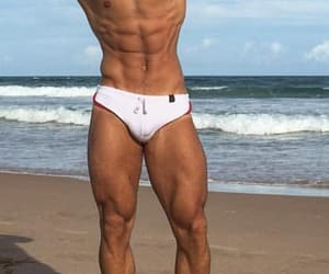 beach, bulge, and boy image