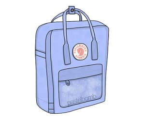 bag, blue, and overlay image