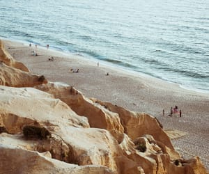 adventure, nature, and ocean image