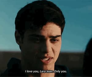 couple, movie, and peter kavinsky image
