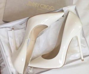 brand, designer, and heels image