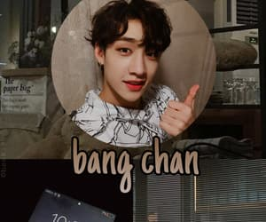 Chan, wallpaper, and stray kids chan image