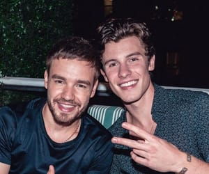 shawn mendes, liam payne, and one direction image