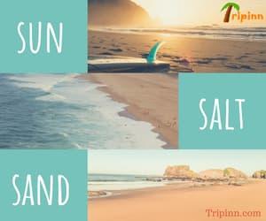 beach, usa, and vacation image