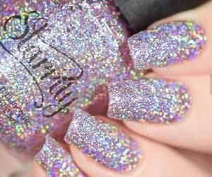 uñas, uñas decoradas, and decoracion de uñas image