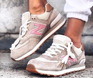footwear, new balance, and trainers image