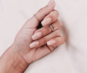 nails, accessories, and Nude image
