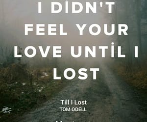 boy, your love, and tom peter odell image