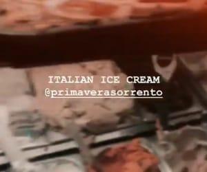 ice cream, etiquetas, and heladeria image
