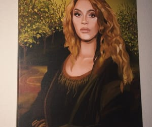 beyonce art, beyonceart, and queenbee image
