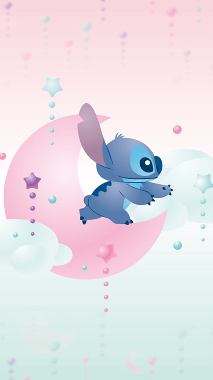 Stitch😍 Uploaded By Daenerys Targaryen On We Heart It
